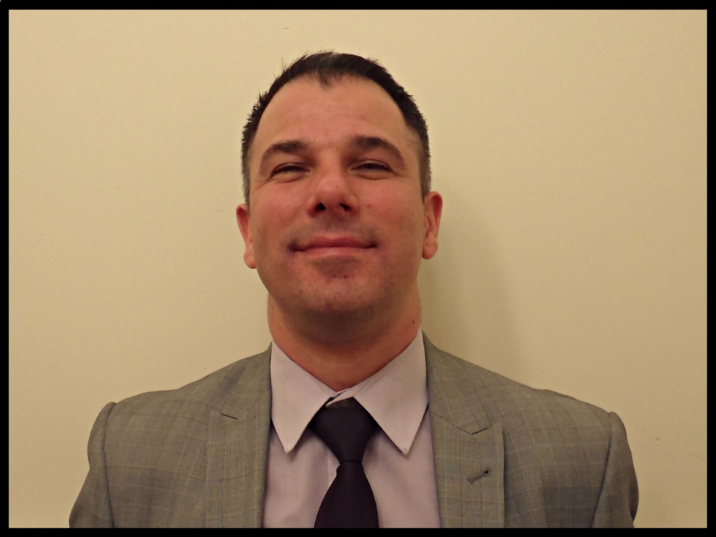 Tony  Griffin - Business Development Manager