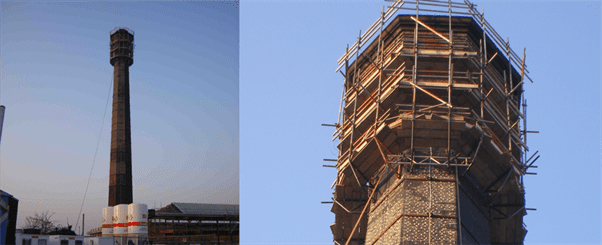 Listed Chimney Remedial Works