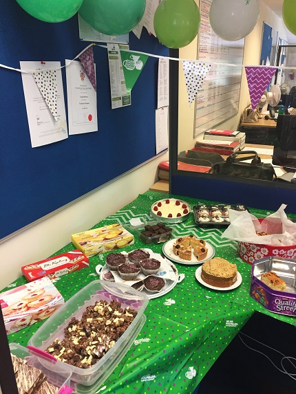 Horizon raise over £85 for Macmillan Cancer Support