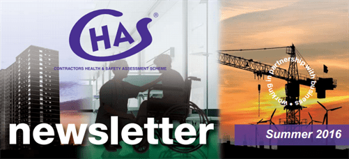 Horizon featured in CHAS summer newsletter
