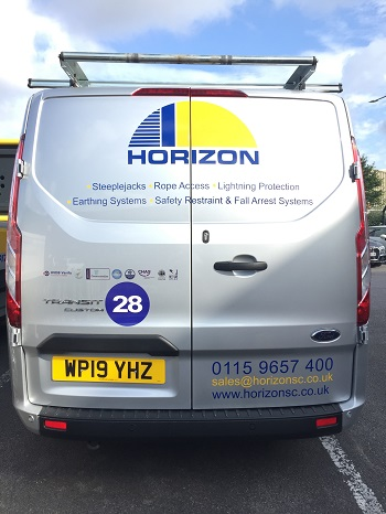Another New Van on the Road