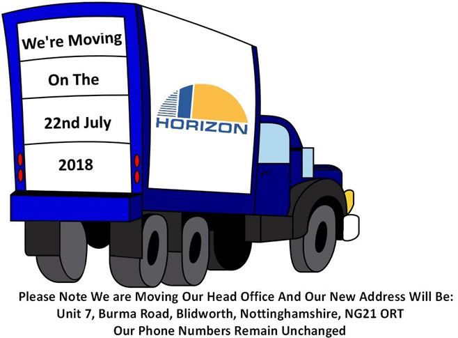 Horizon's Head Office is Moving